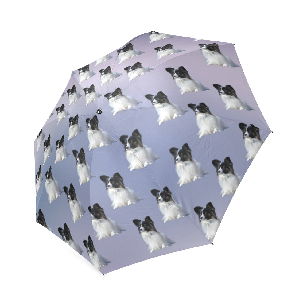 Papillon Umbrella - Purple