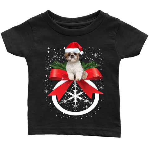 Shih Tzu Holiday Shirt/Sweatshirt