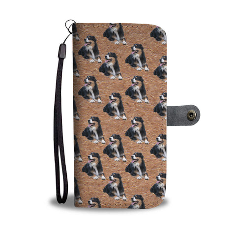 Australian Shepherd Phone Case Wallet