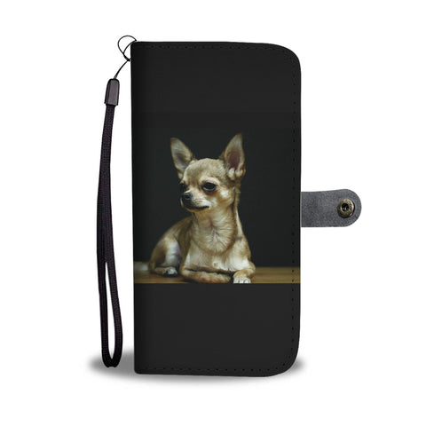 Chihuahua Phone Case Wallet