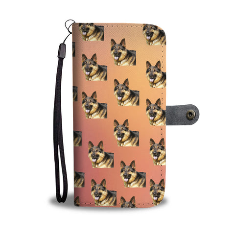 German Shepherd Phone Case Wallet