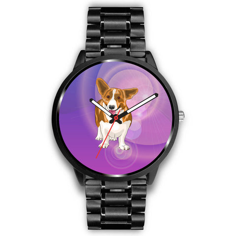 Corgi Watch - Pink