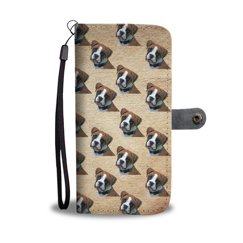 Boxer Phone Case Wallet