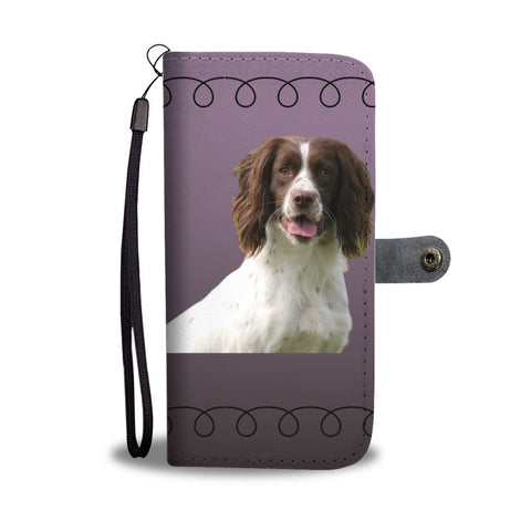 Springer Spaniel Phone Case Wallet