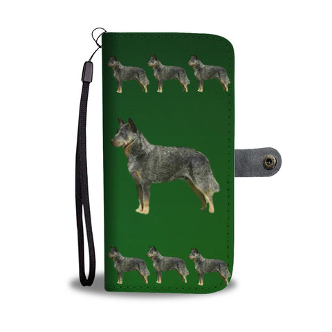 Australian Cattle Dog Phone Case Wallet