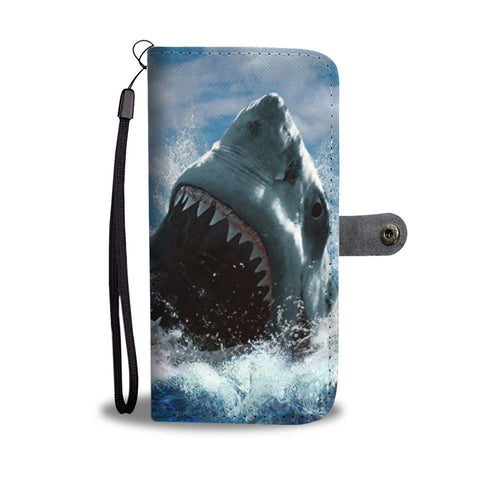 Shark Phone Case Wallet