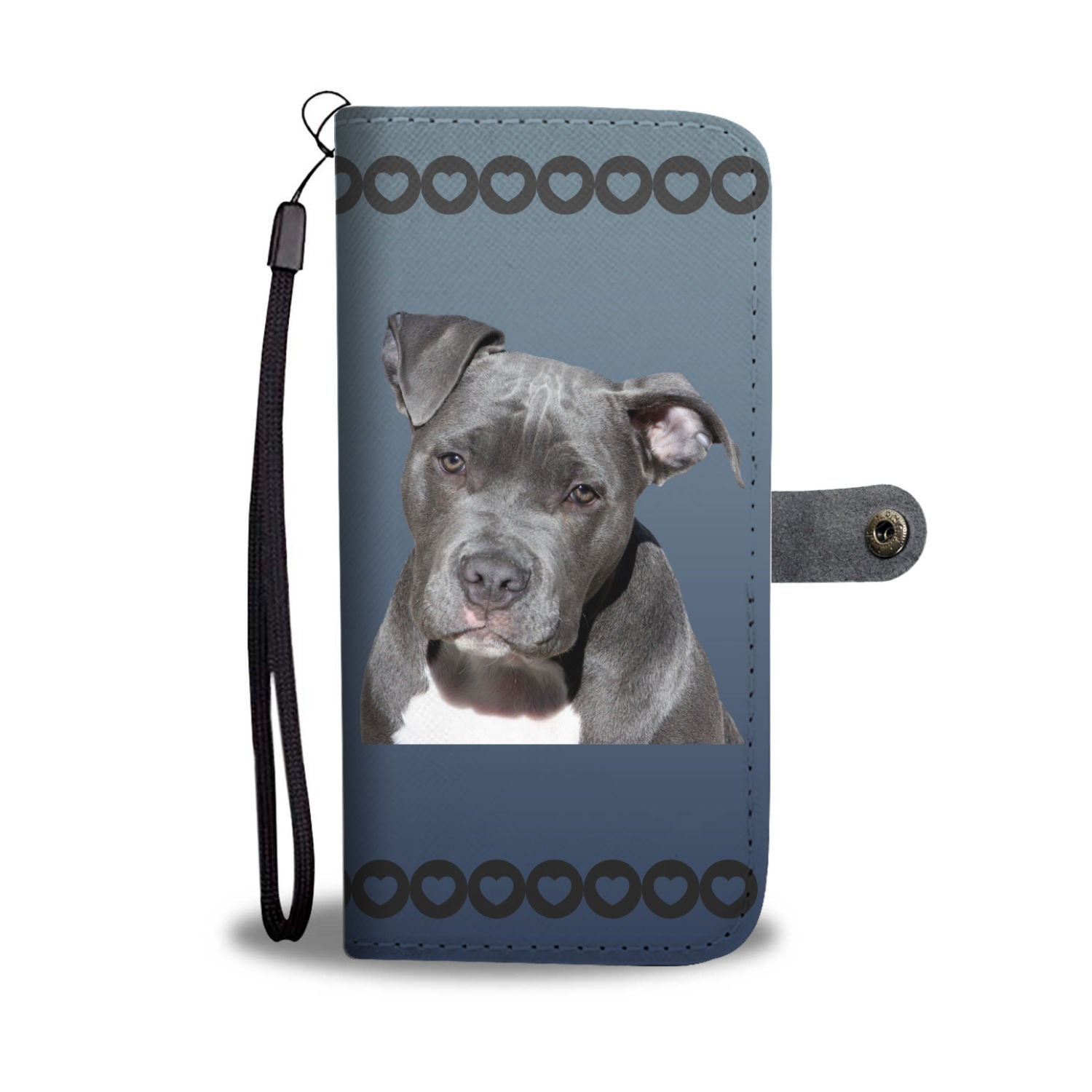 Staffordshire Bull Terrier Phone Case Wallet