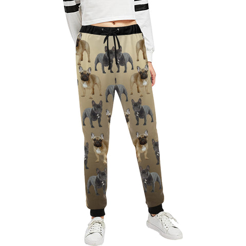French Bulldog pants