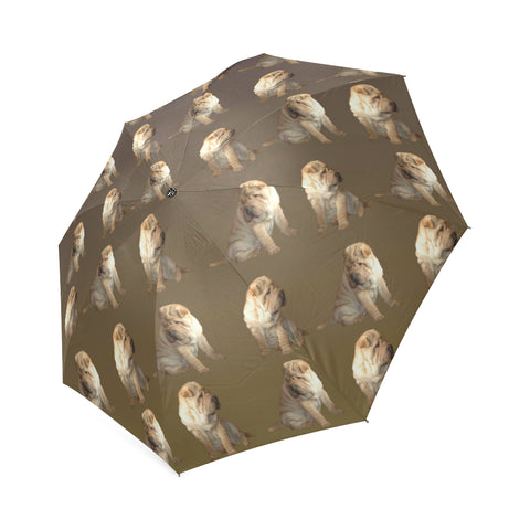 Shar Pei Umbrella