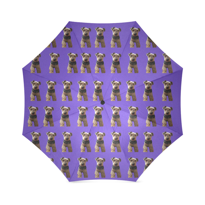 Welsh Terrier Umbrella