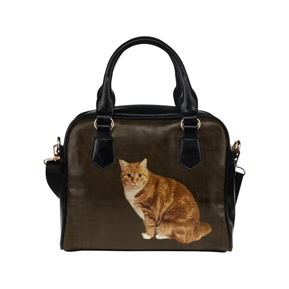 Tabby Cat Shoulder Bag
