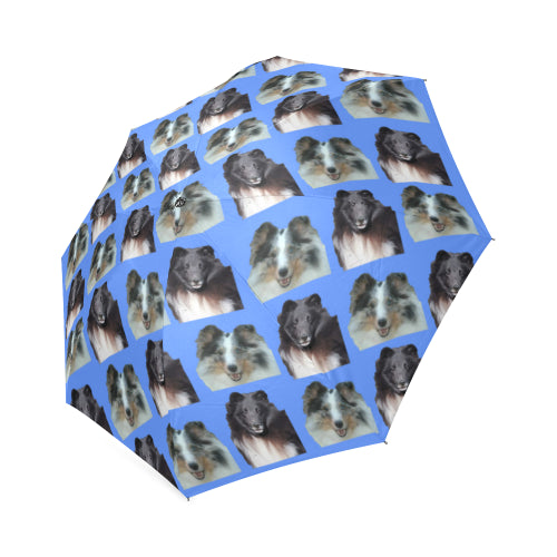 Shetland Sheepdog Umbrella
