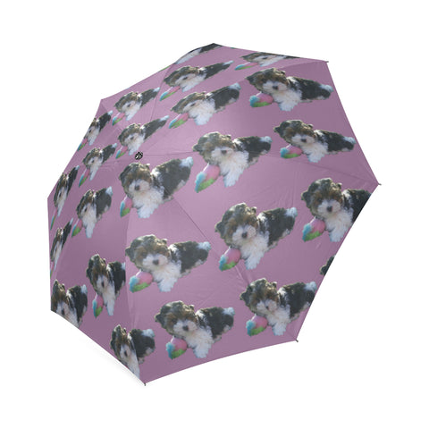 Biewer Terrier Umbrella