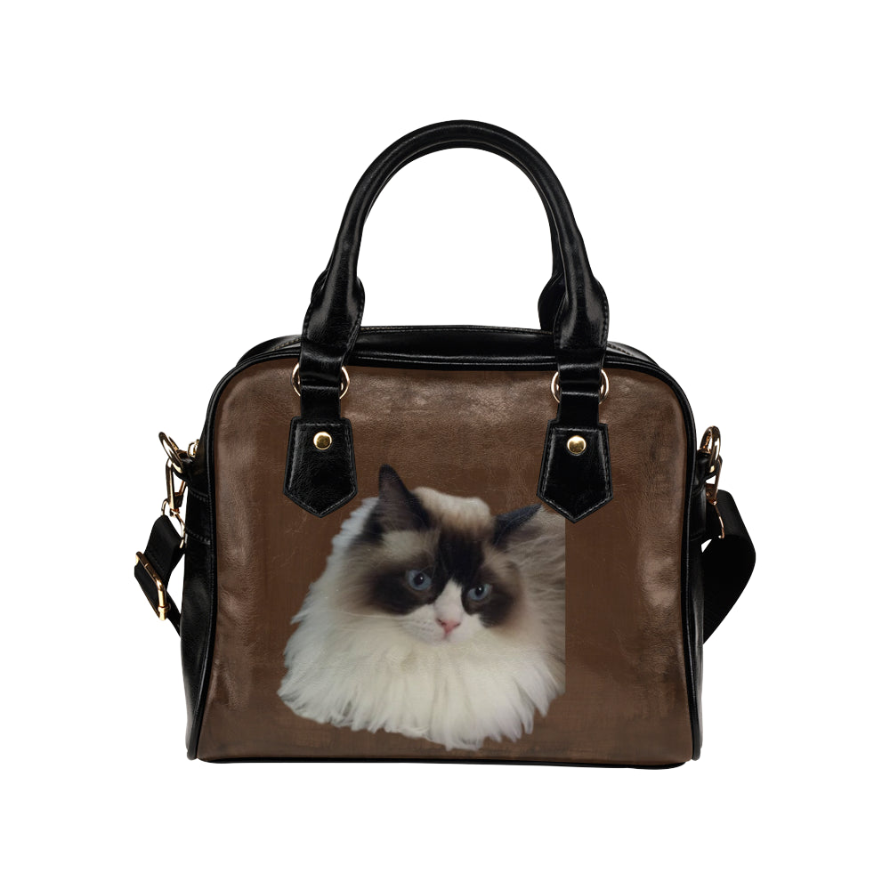 Ragdoll Cat Shoulder Bag