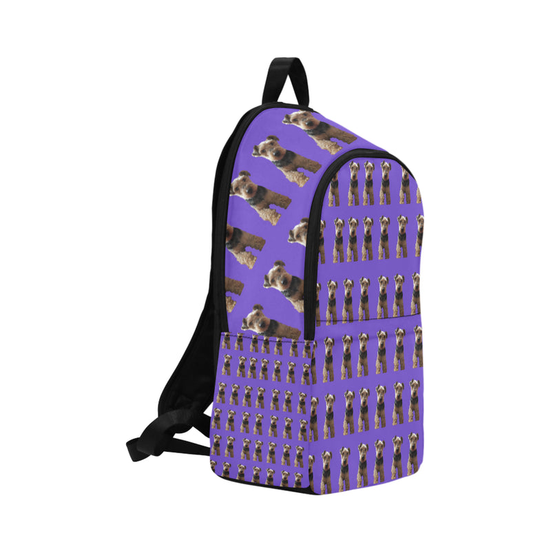 Welsh Terrier Backpack