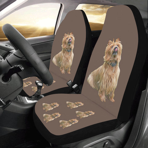 Australian Terrier Car Seat Covers (Set of 2)