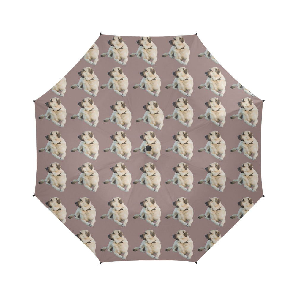 Anatolian Shepherd Umbrella - Semi Automatic