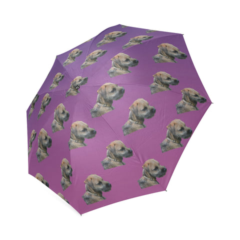 Border Terrier Umbrella