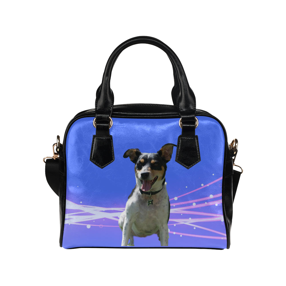 Rat Terrier Shoulder Bag
