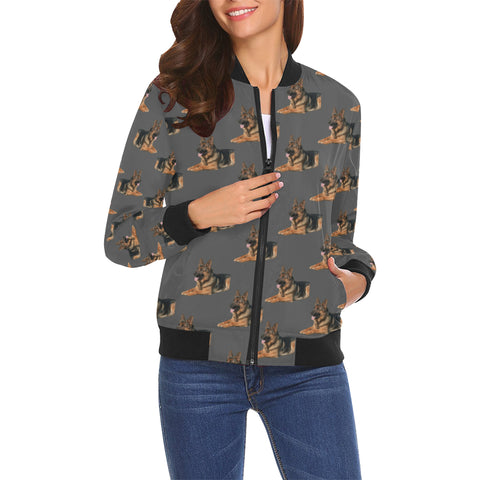 German Shepherd Jacket