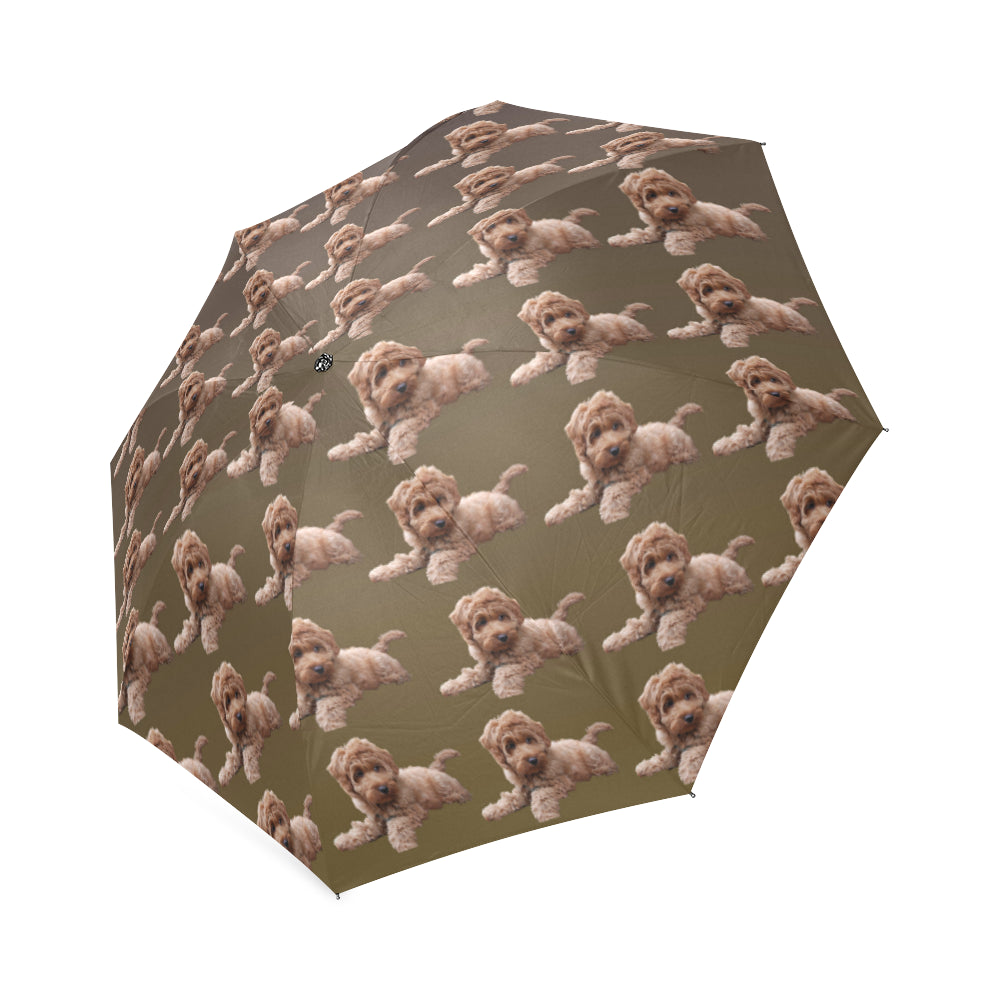 Labradoodle Umbrella