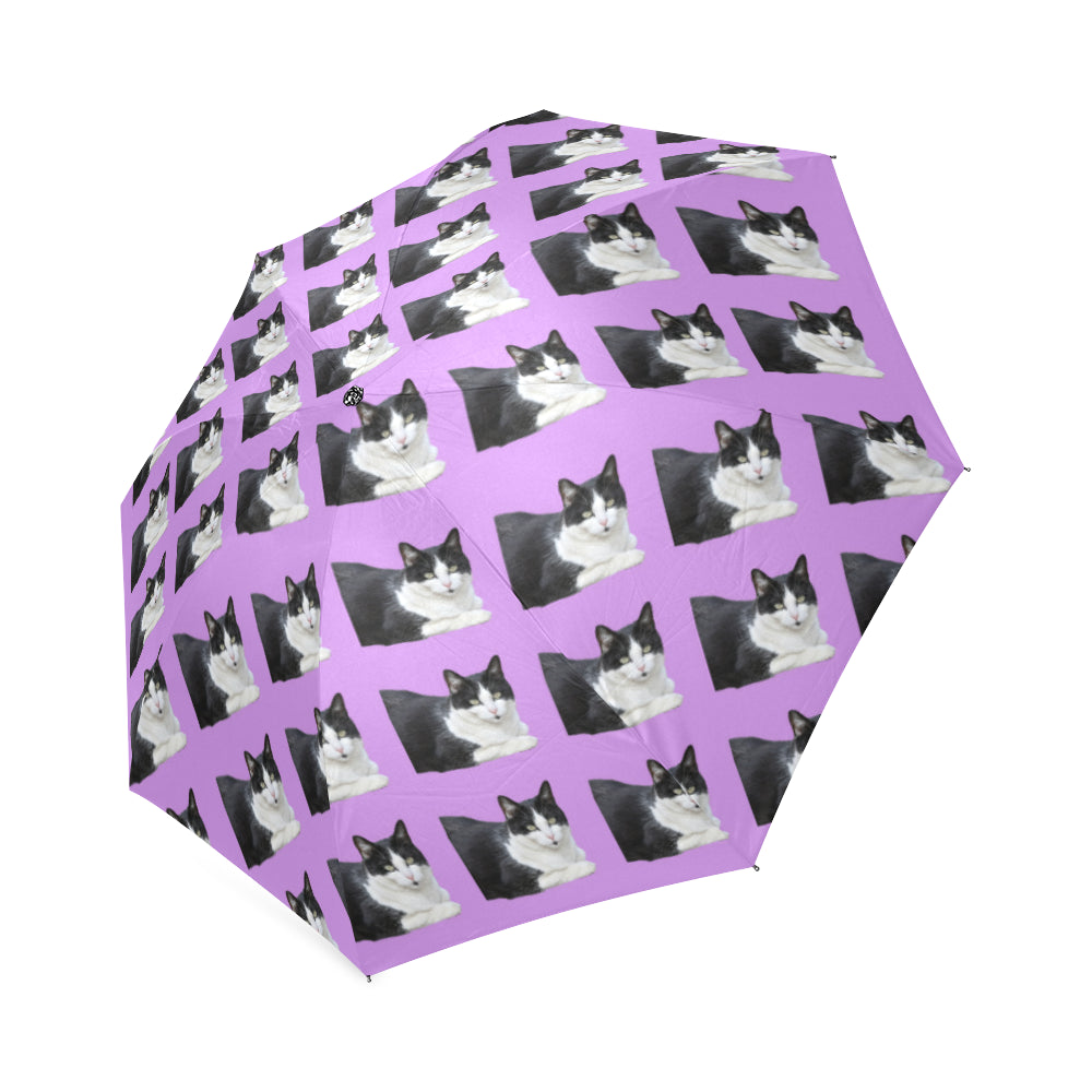 Black & White Cat Umbrella
