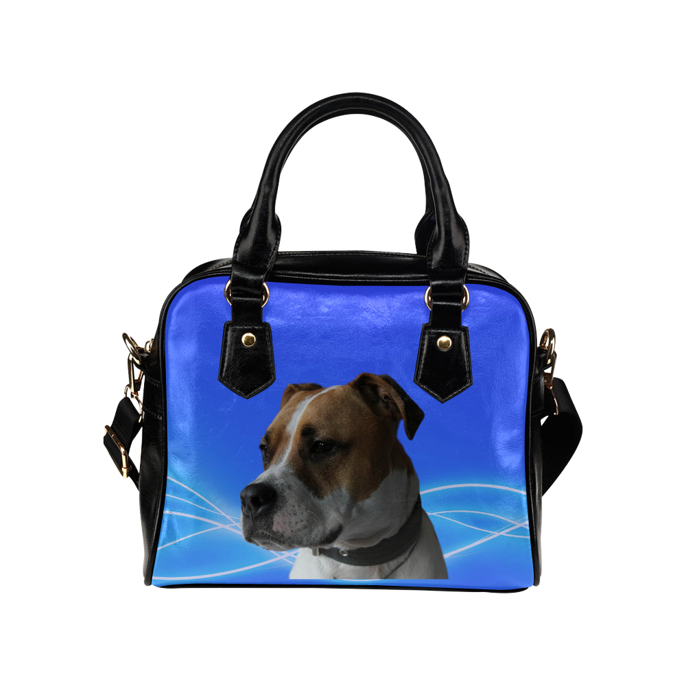 American Staffordshire Shoulder Bag