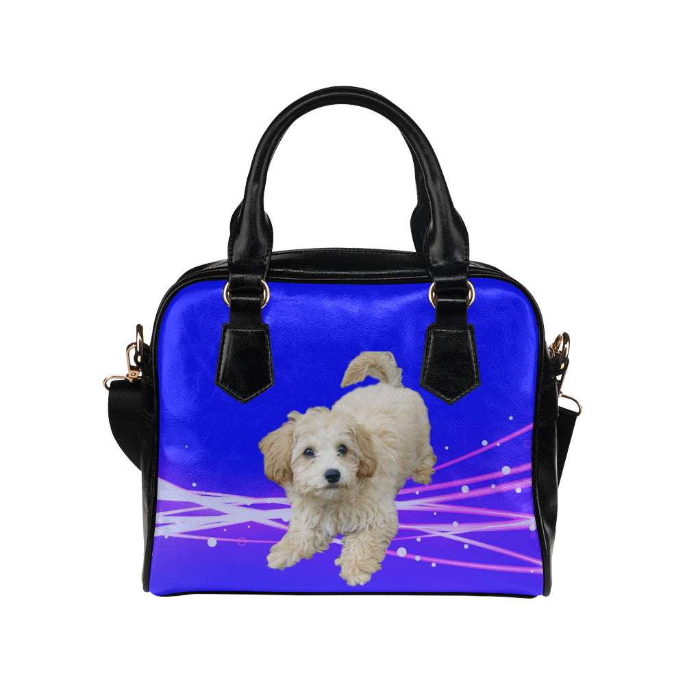 Maltipoo Shoulder Bag
