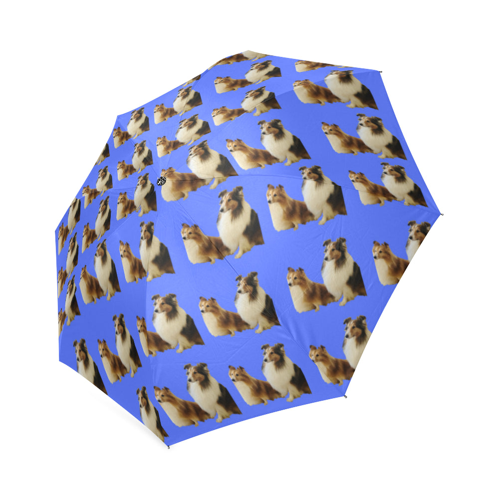 Sheltie 2 Umbrella