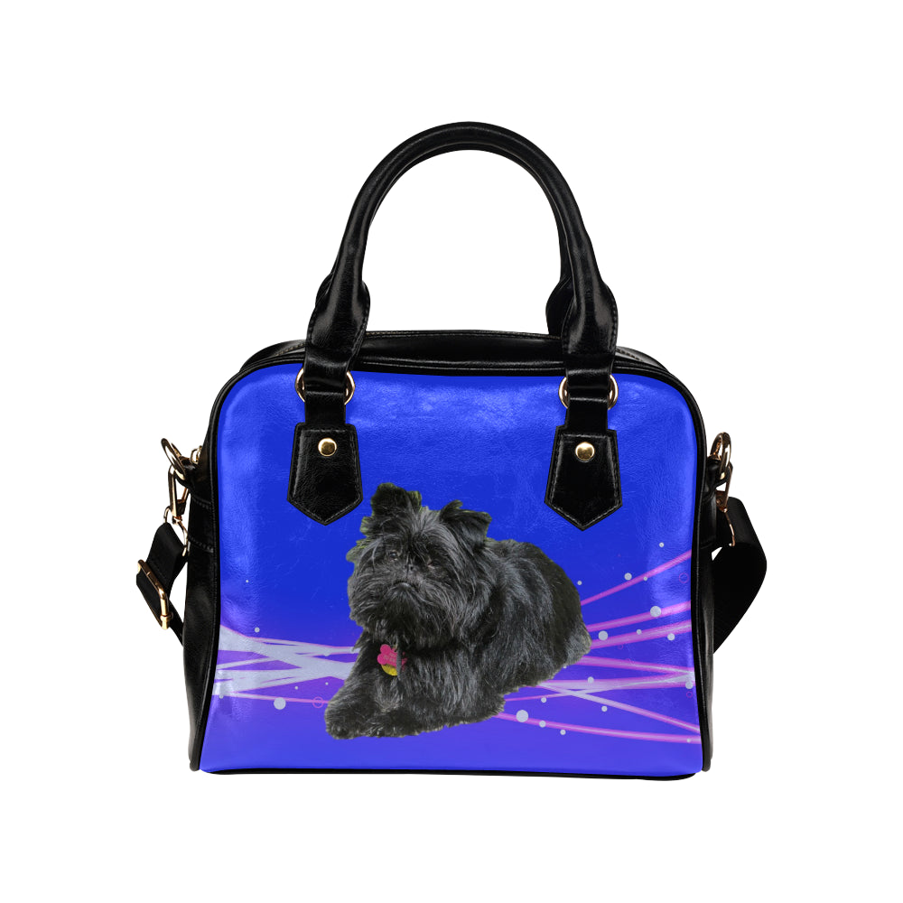 Affenpinscher Shoulder Bag