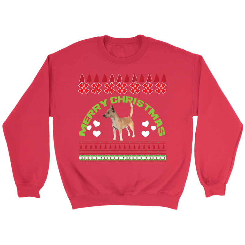Portuguese Podengo Holiday Sweatshirts