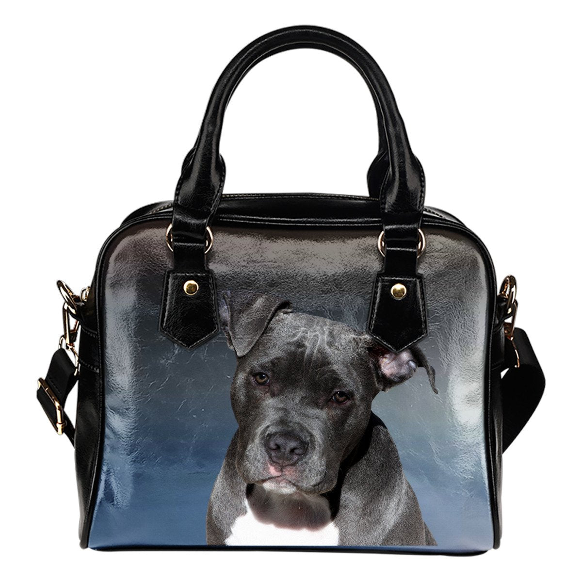 American Staffordshire Bull Terrier Shoulder Bag