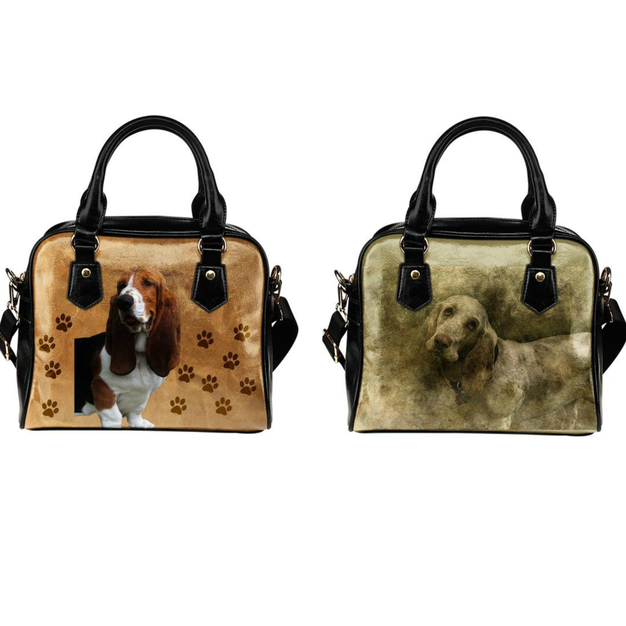 Basset Hound Shoulder Bag