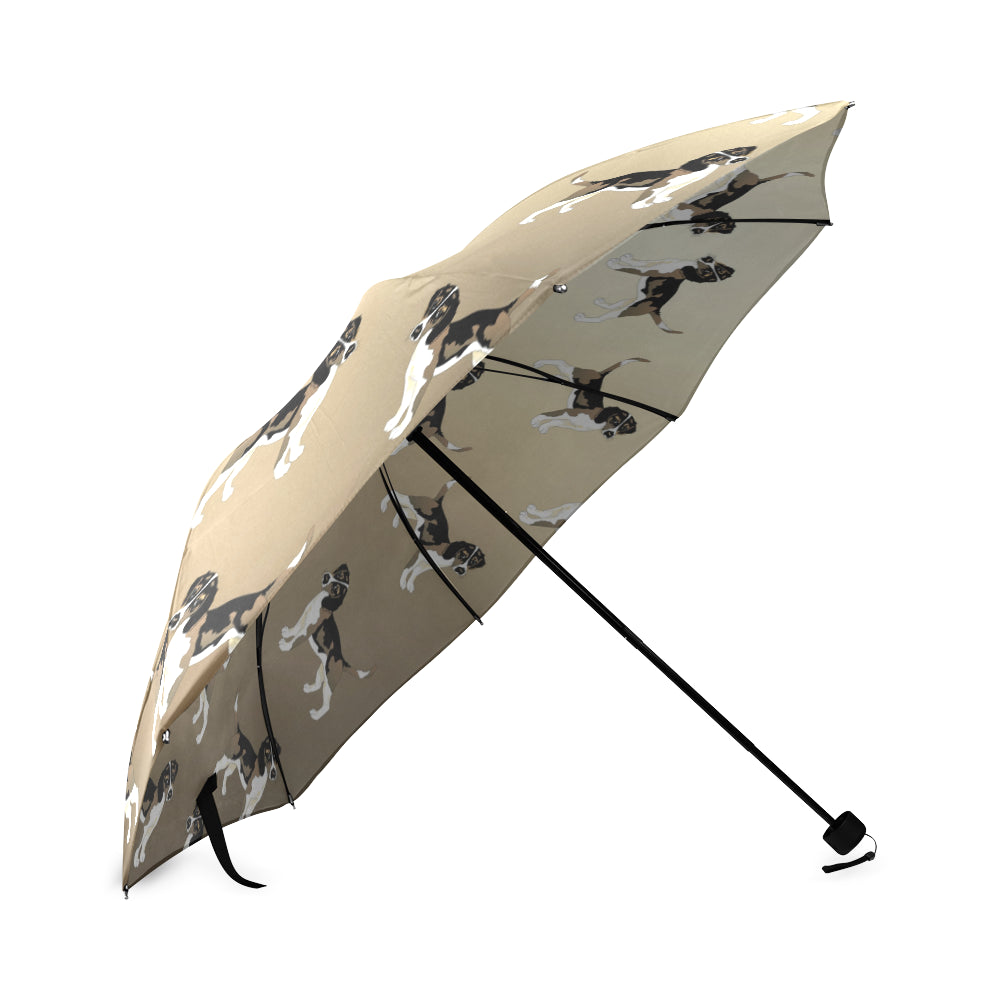 Beagle Umbrella - Auto Open
