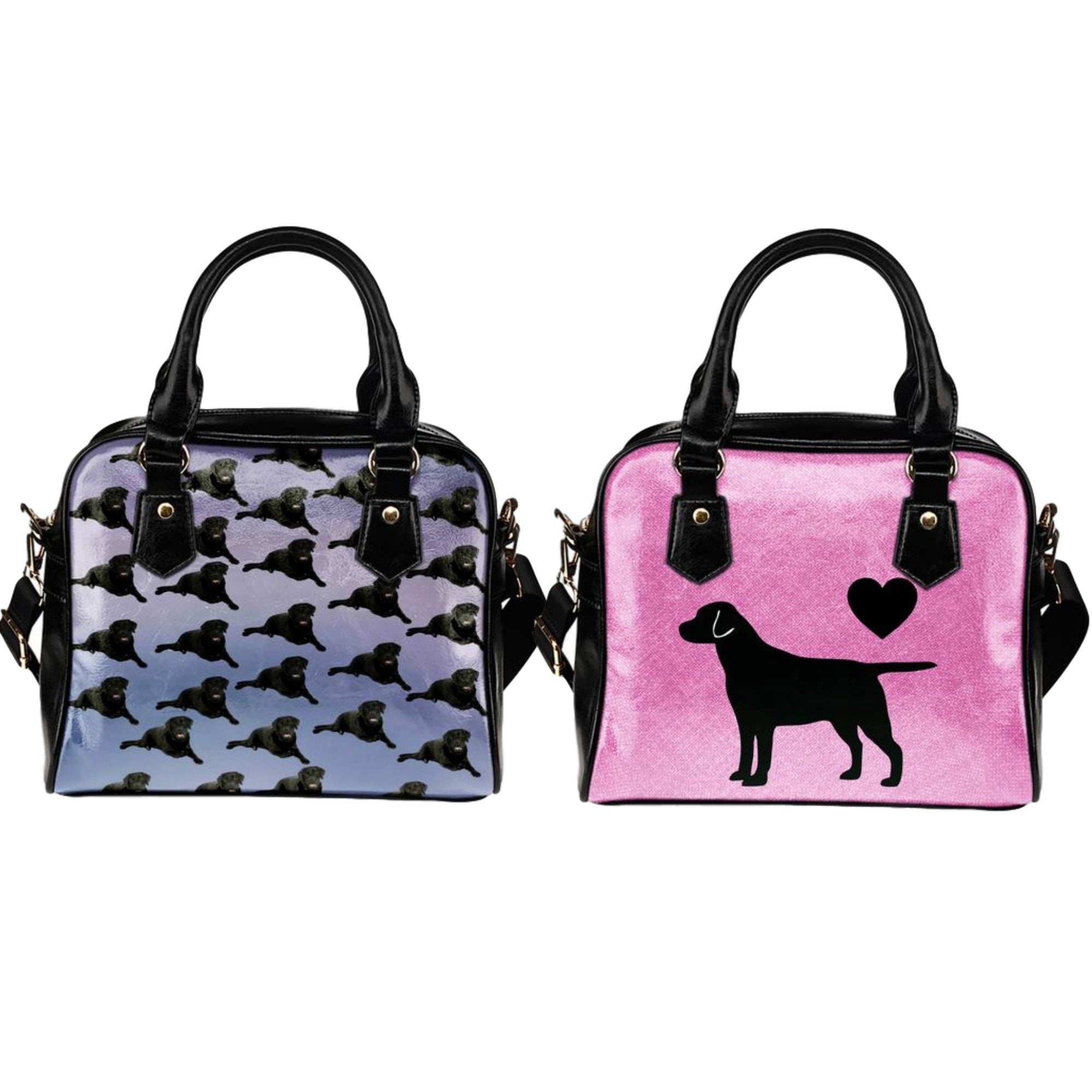 Labrador Shoulder Bag