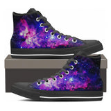 SPACE HIGHTOP SHOES