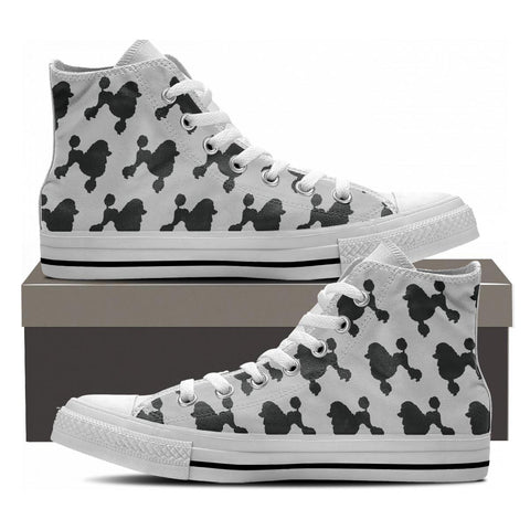 POODLE CANVAS SHOE