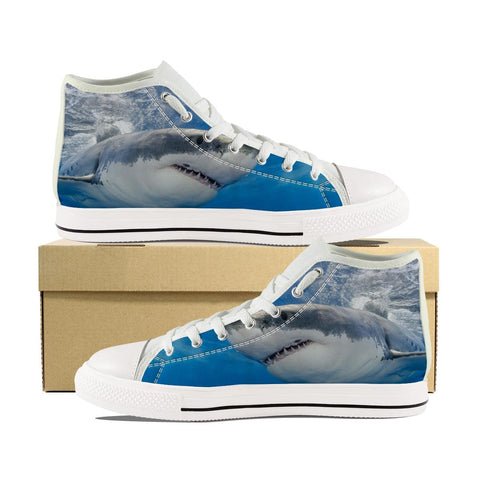 SHARK 2 CANVAS SHOES