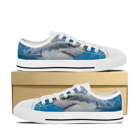 Shark Low Top Shoes