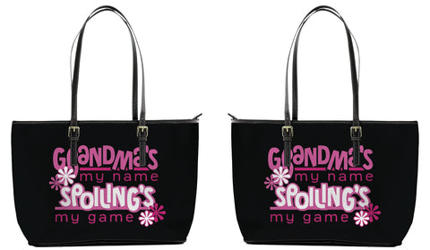 Grandmas My Name Tote Bag