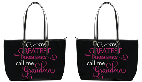 Grandmas Greatest Treasures Tote Bag