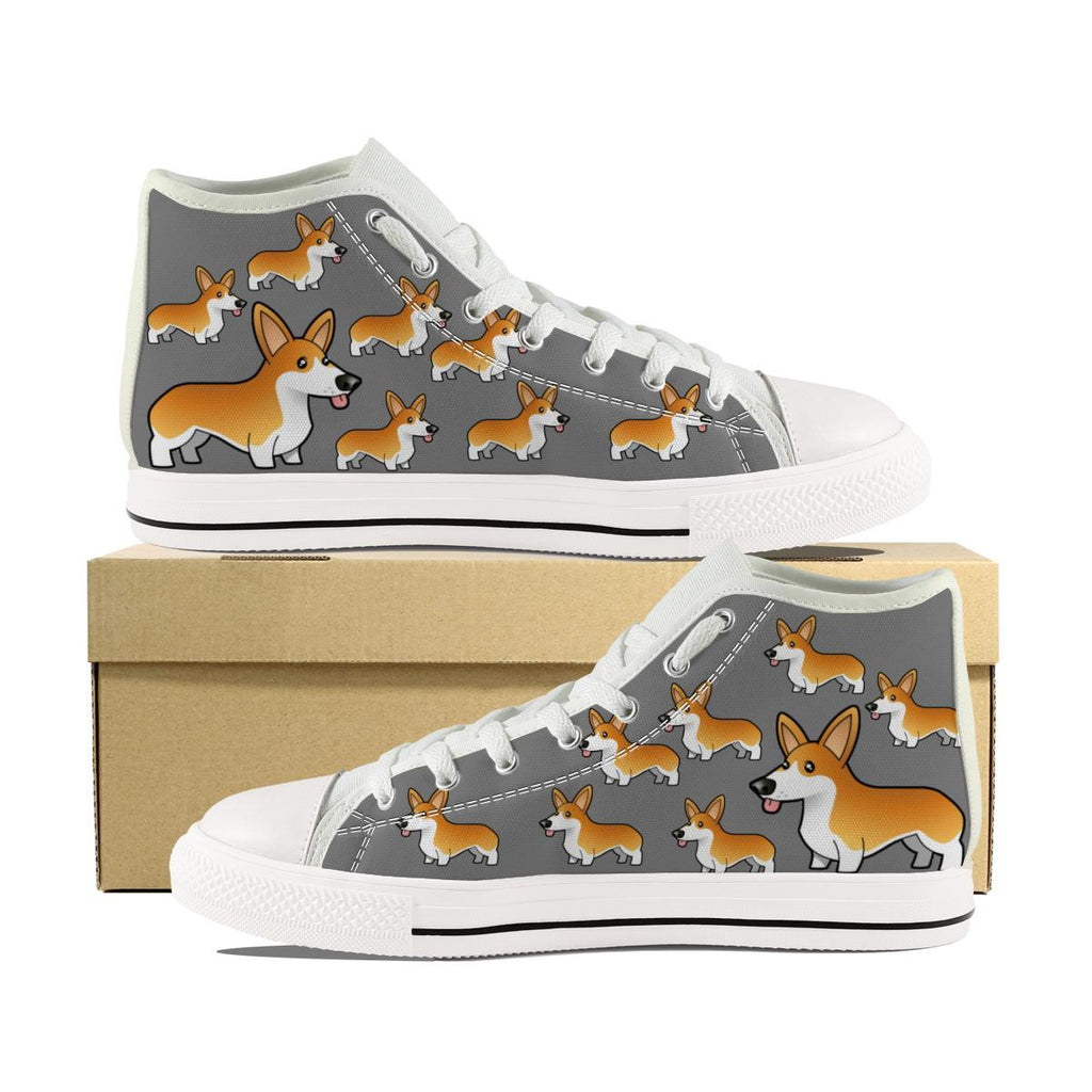 Corgi Canvas Shoes Cathy Ann S Deals