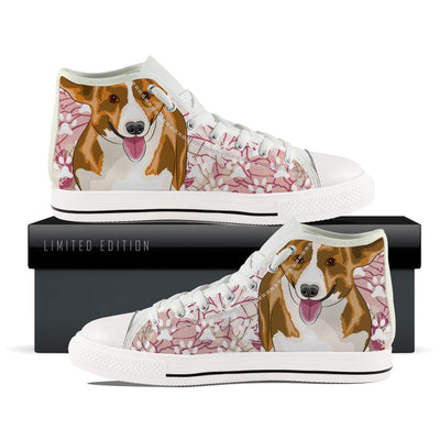 Corgi Canvas Shoes