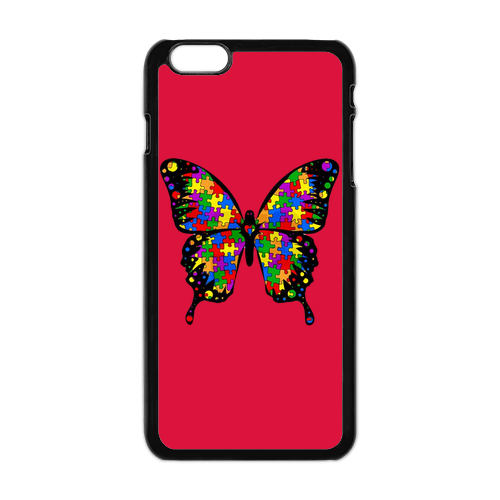 Autism Butterfly iPhone Case