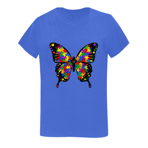 Butterfly Autism T-Shirt