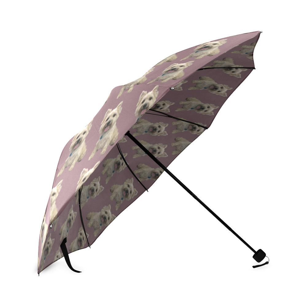 Cairn Terrier Umbrella