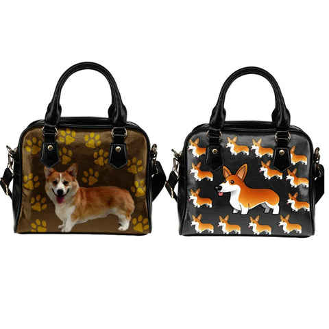 Corgi Shoulder Bag