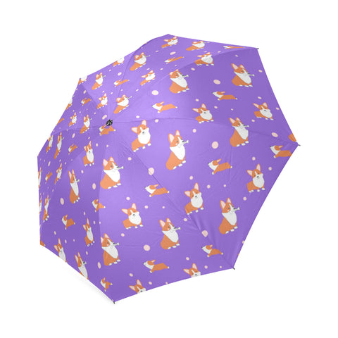 Corgi Umbrella