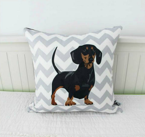 Dachshund Pillow Cover/Case