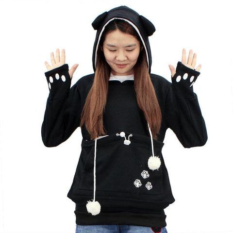 Dog/Cat Cuddle Pouch Hoodie